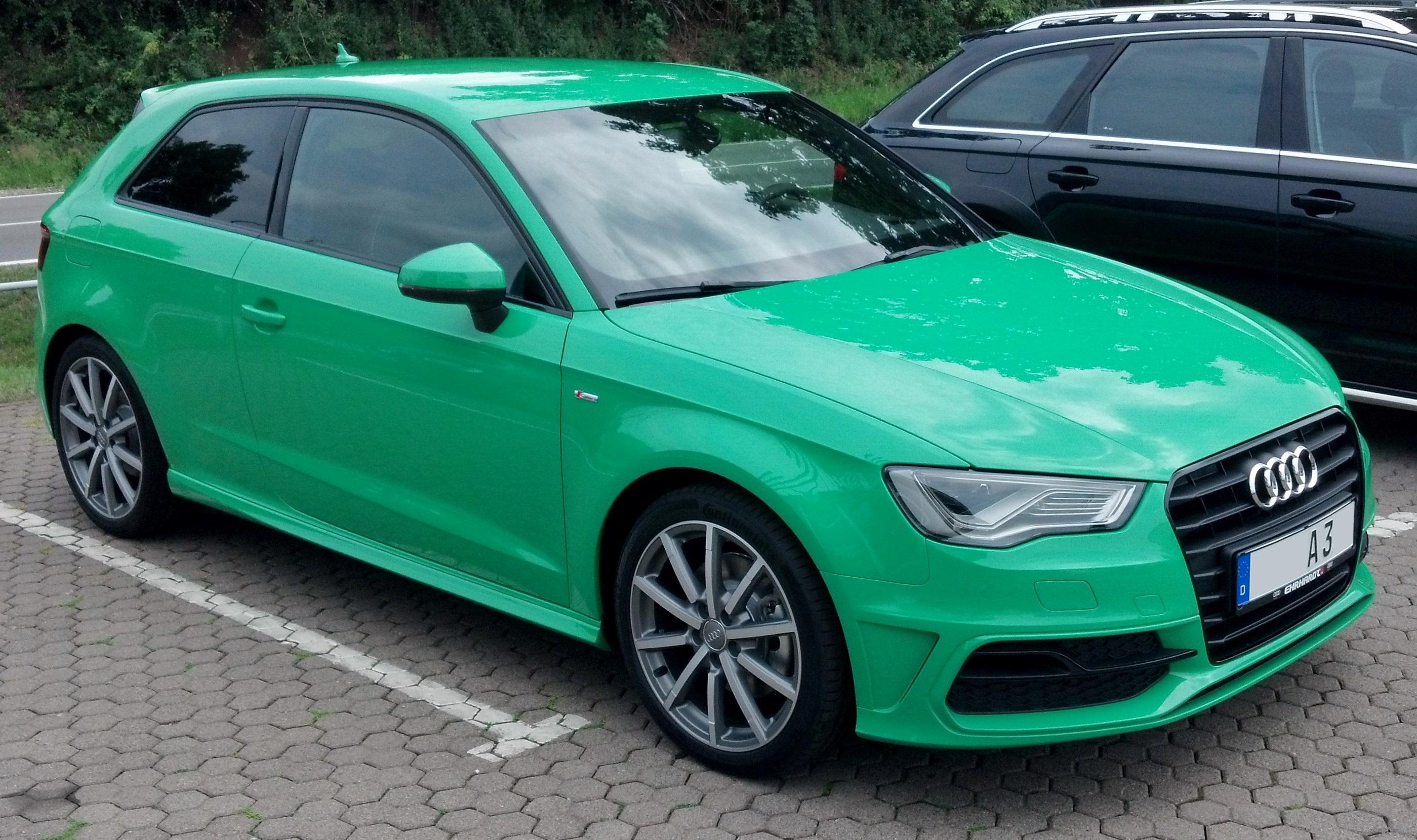 Audi a3 8v sportback wiki 9