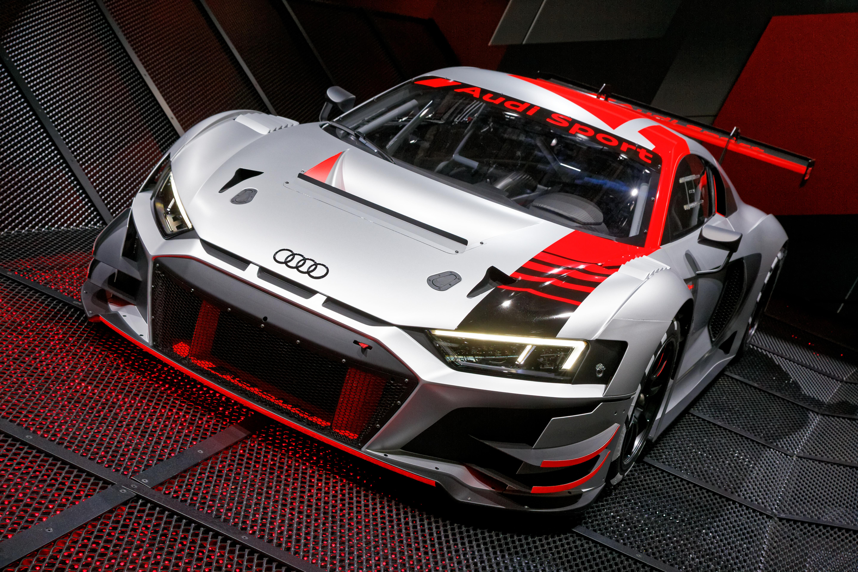 File Audi R8 Lms Gt3 Mondial De L Automobile De Paris 2018 003