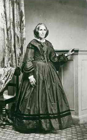 Christina Smith (teacher and missionary)