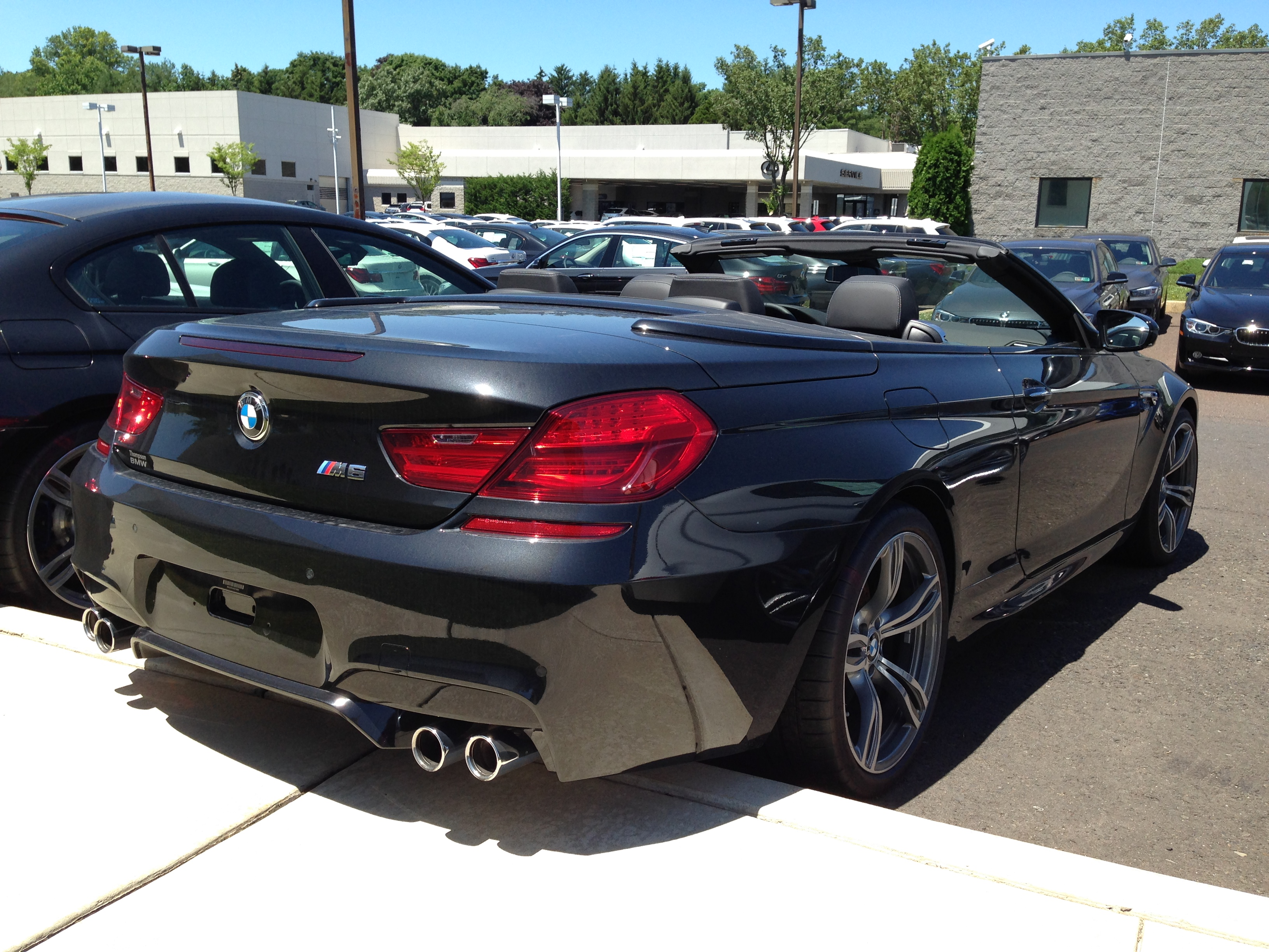 File Bmw M6 Convertible 14601384943 Jpg Wikimedia Commons
