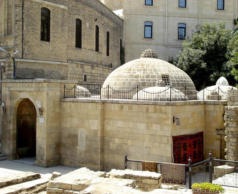 Haji Gayib's bathhouse
