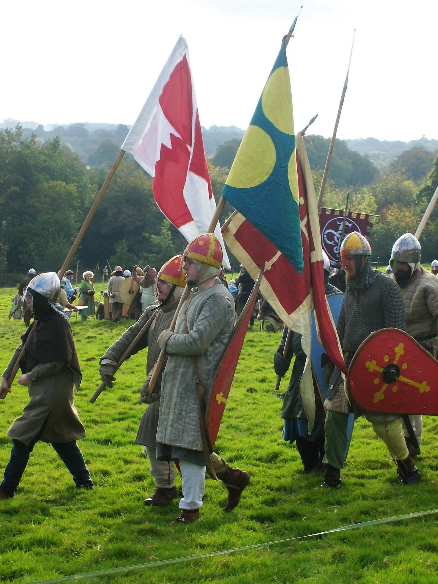 Battle of Hastings 1066 Reenactment