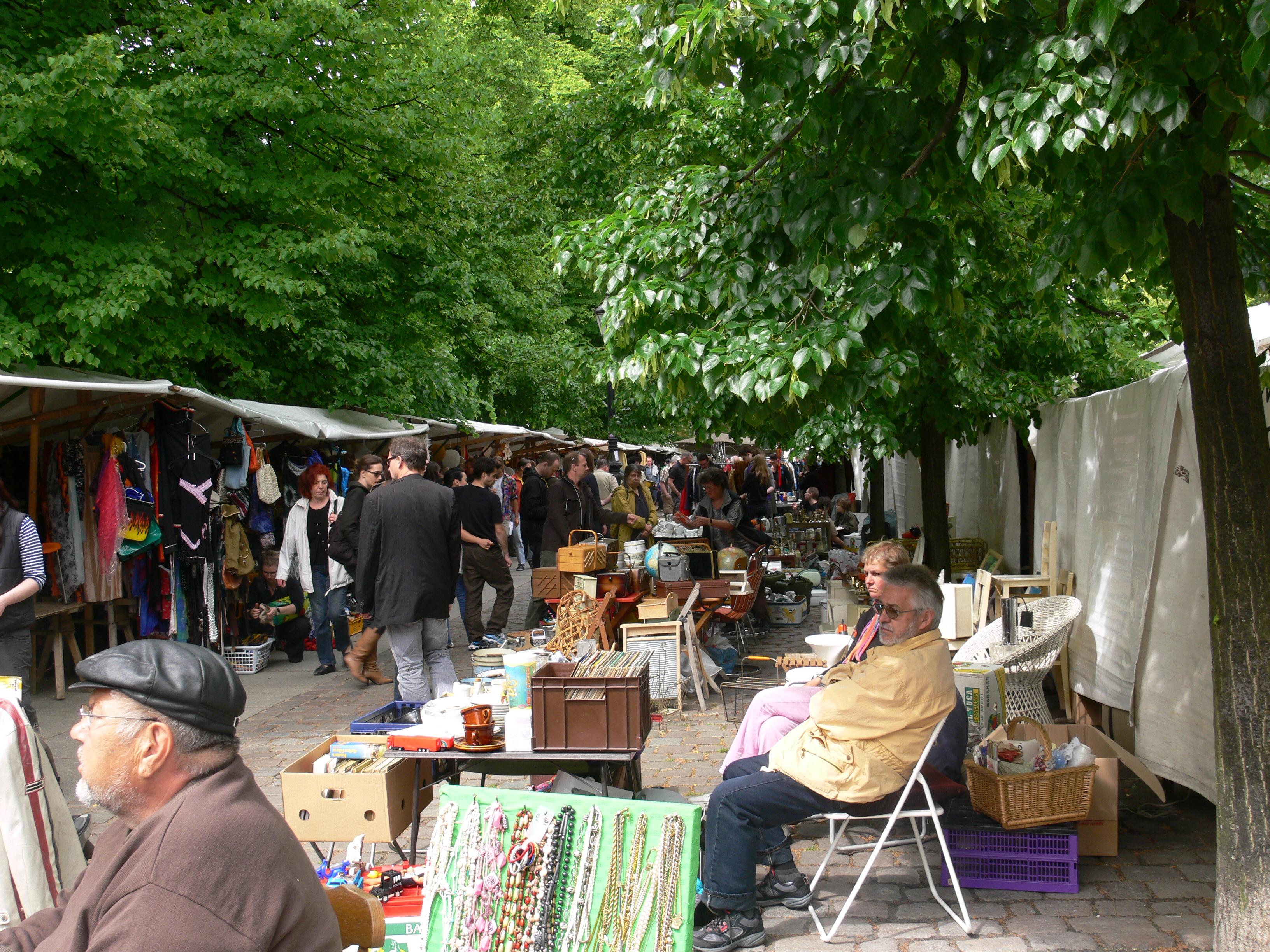 Flohmarkt berlin 4 3