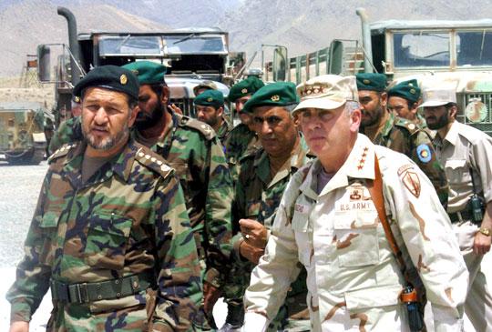 Karzaï, le Parrain de l'Afghanistan (12) : l'argent ...