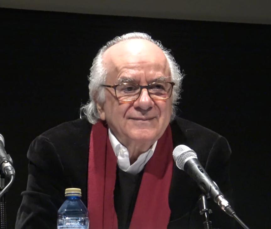 Boaventura de Sousa Santos in 2019