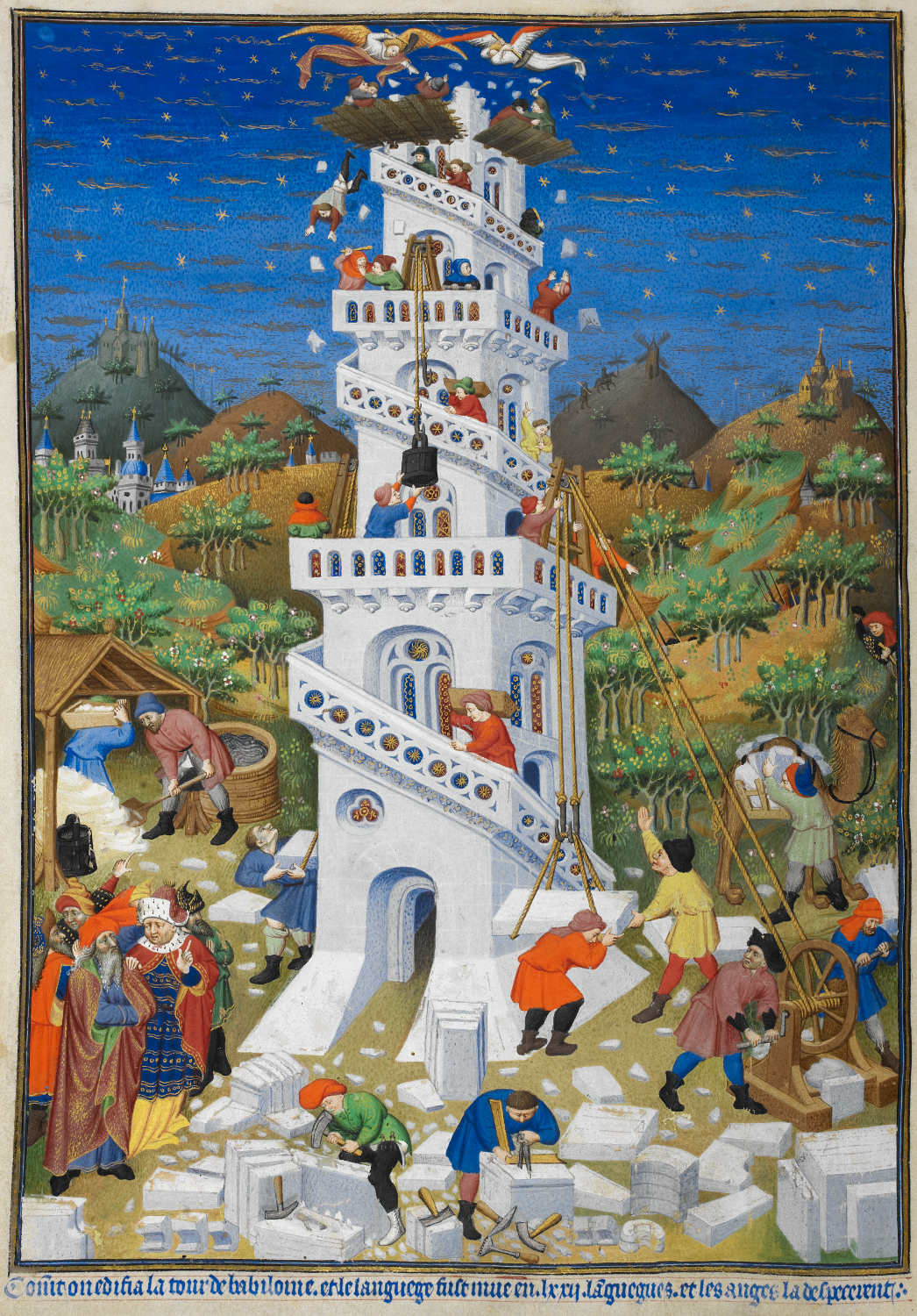 Bedford Book of Hours