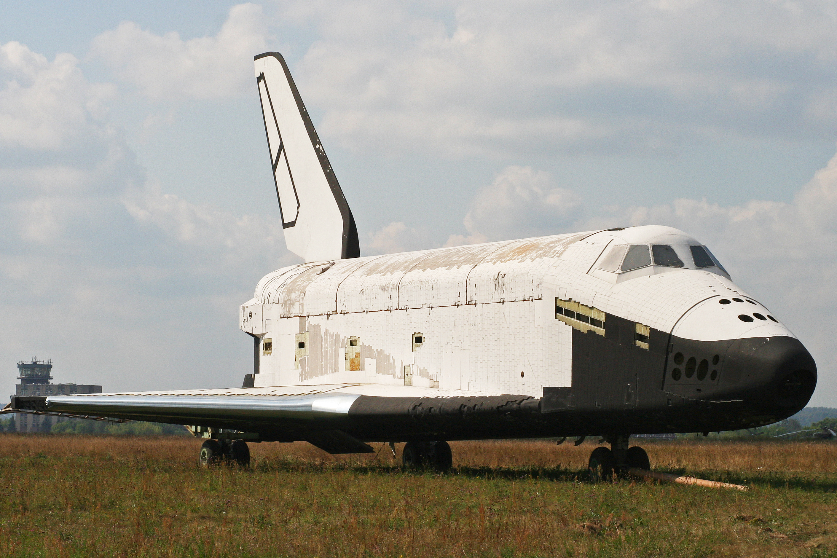 Space Shuttle Buran (page 2) - Pics about space