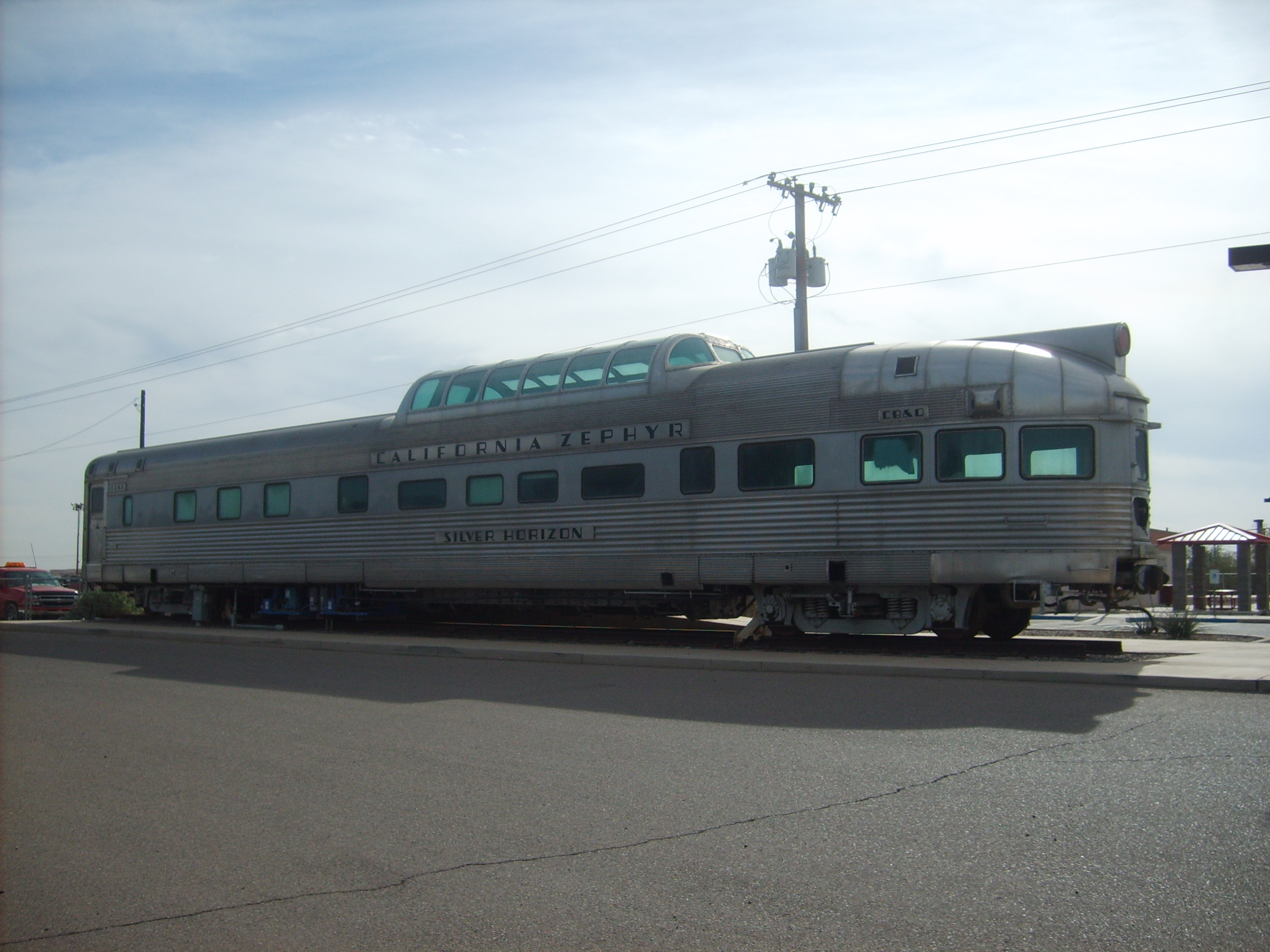 Rail Cars For Sale California