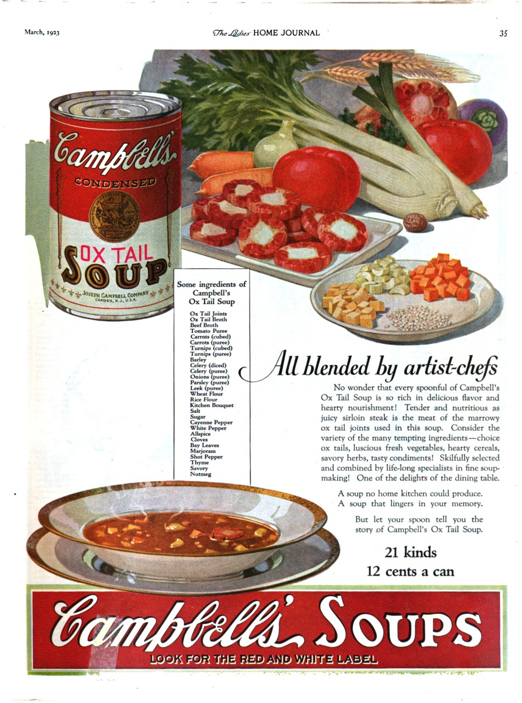 File:Campbell ox tail soup ad png - Wikipedia