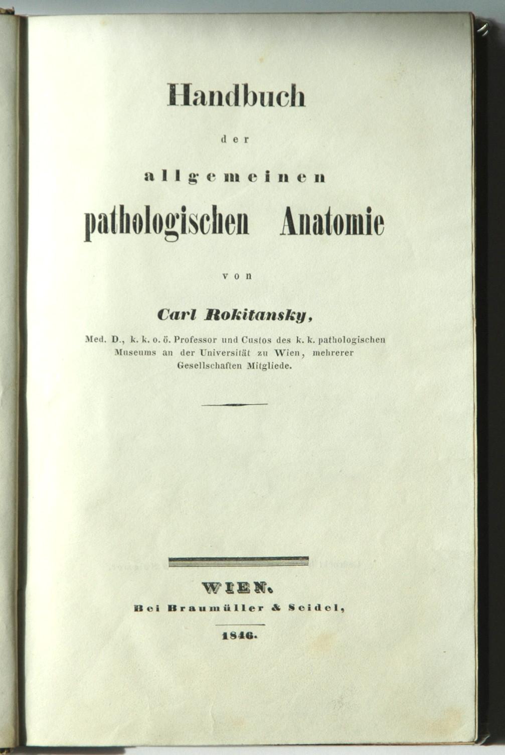 Carl von Rokitansky – Wikipedia