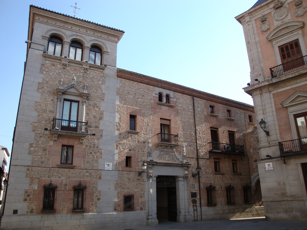 Casa de cisneros madrid wikipedia - Casa de labranza madrid ...