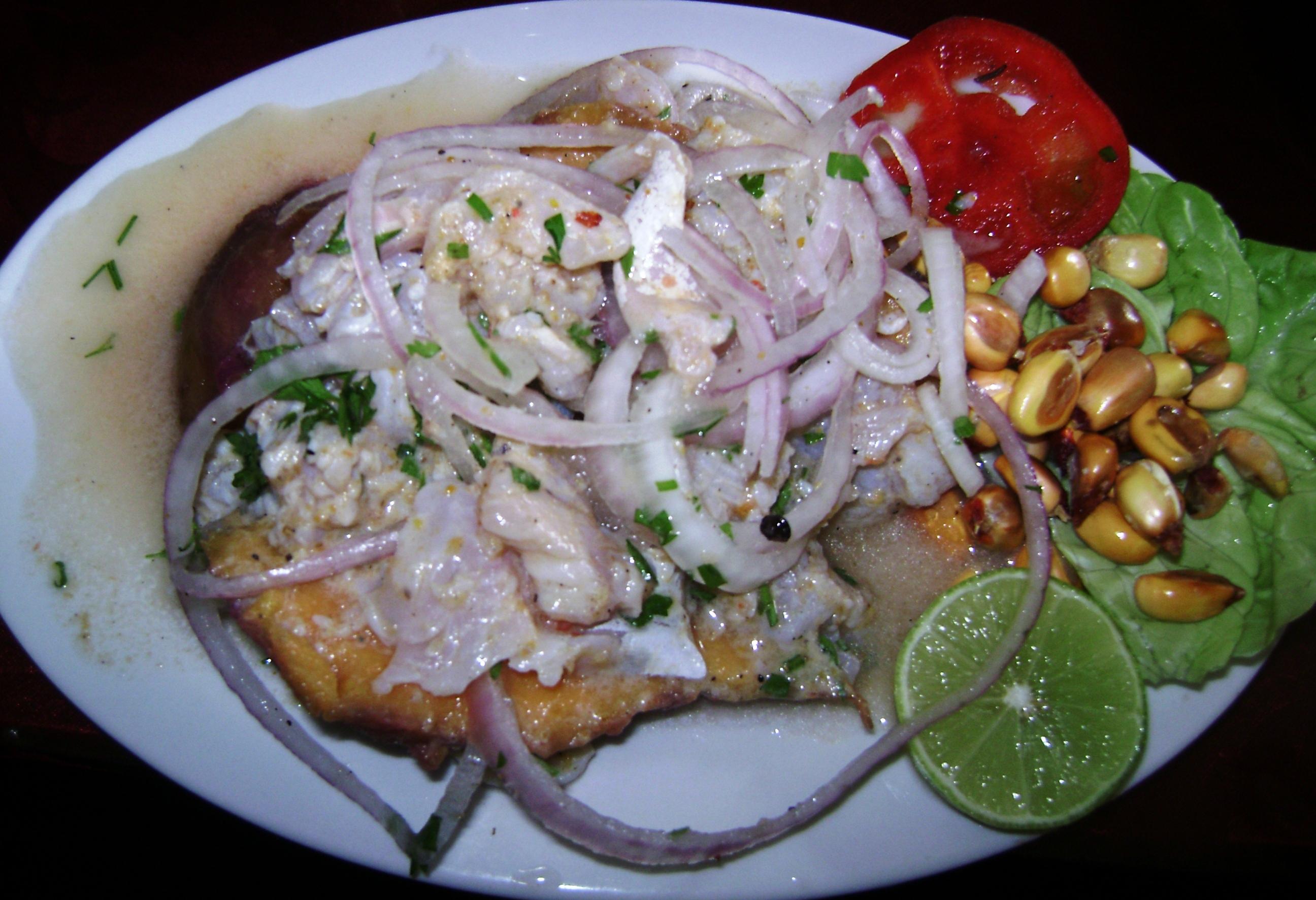 Peruvian Ceviche Recipes — Dishmaps