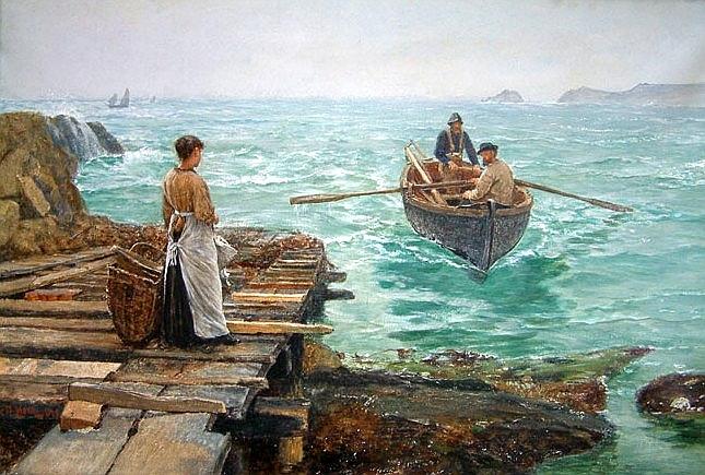 Henry Woods Paintings