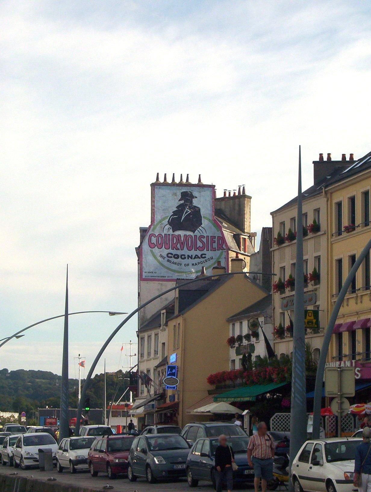 Courvoisier ad in Jarnac (3)