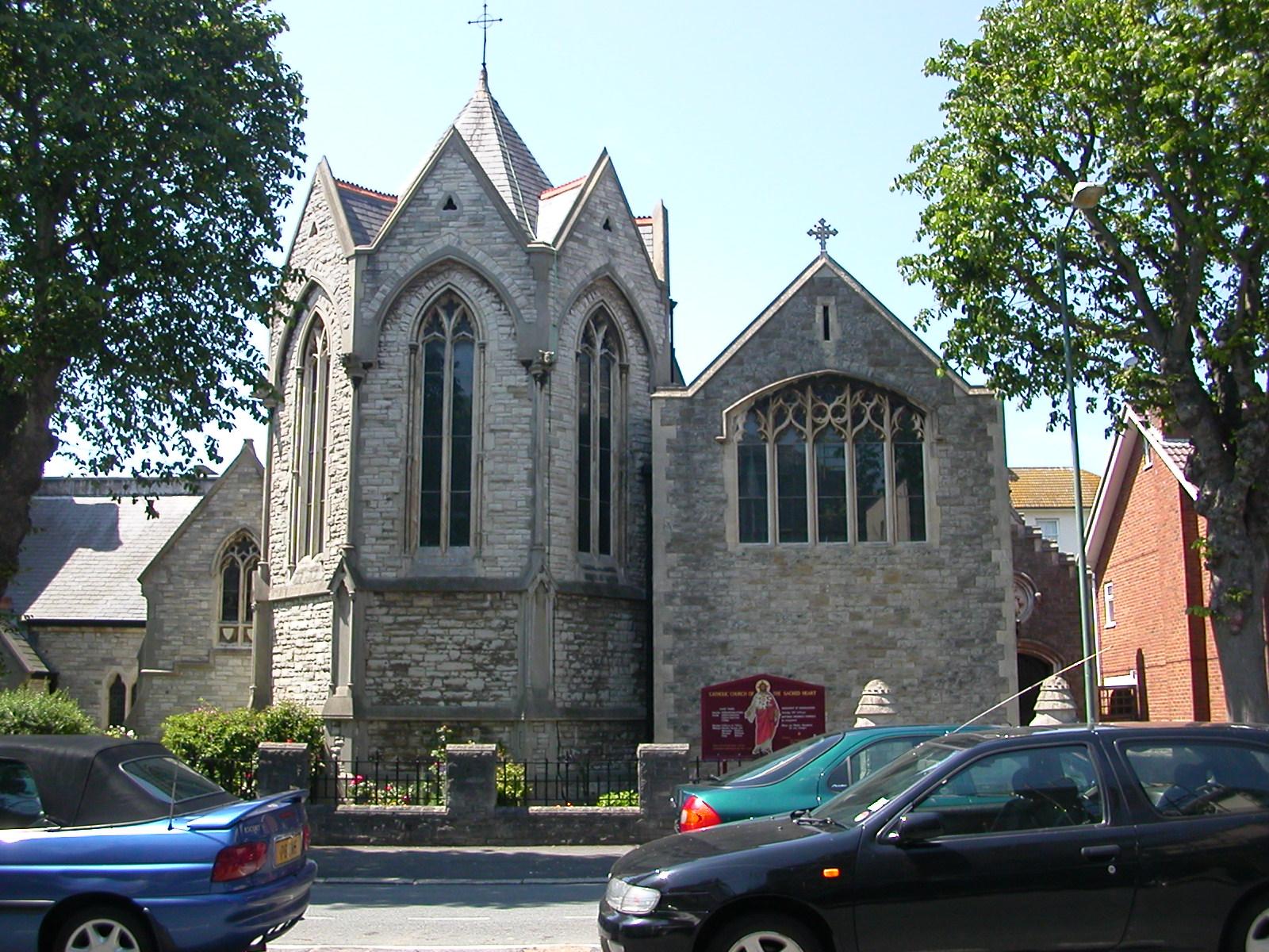 Church of the Sacred Heart, Hove - Wikipedia