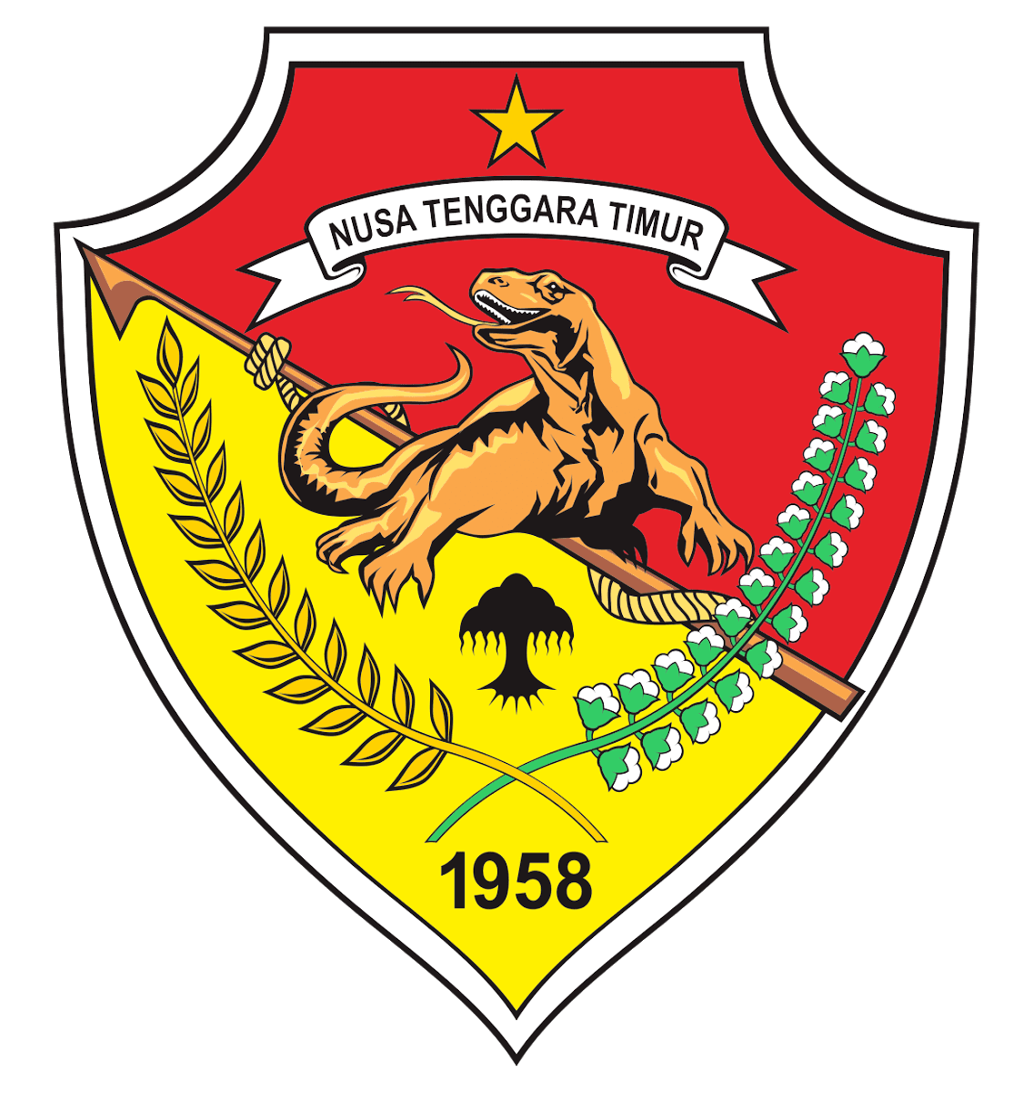 File Coat Of Arms Of East Nusa Tenggara New Png Wikipedia