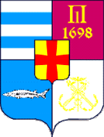 Coat of Arms of Taganrog (Rostov oblast) (1808).png