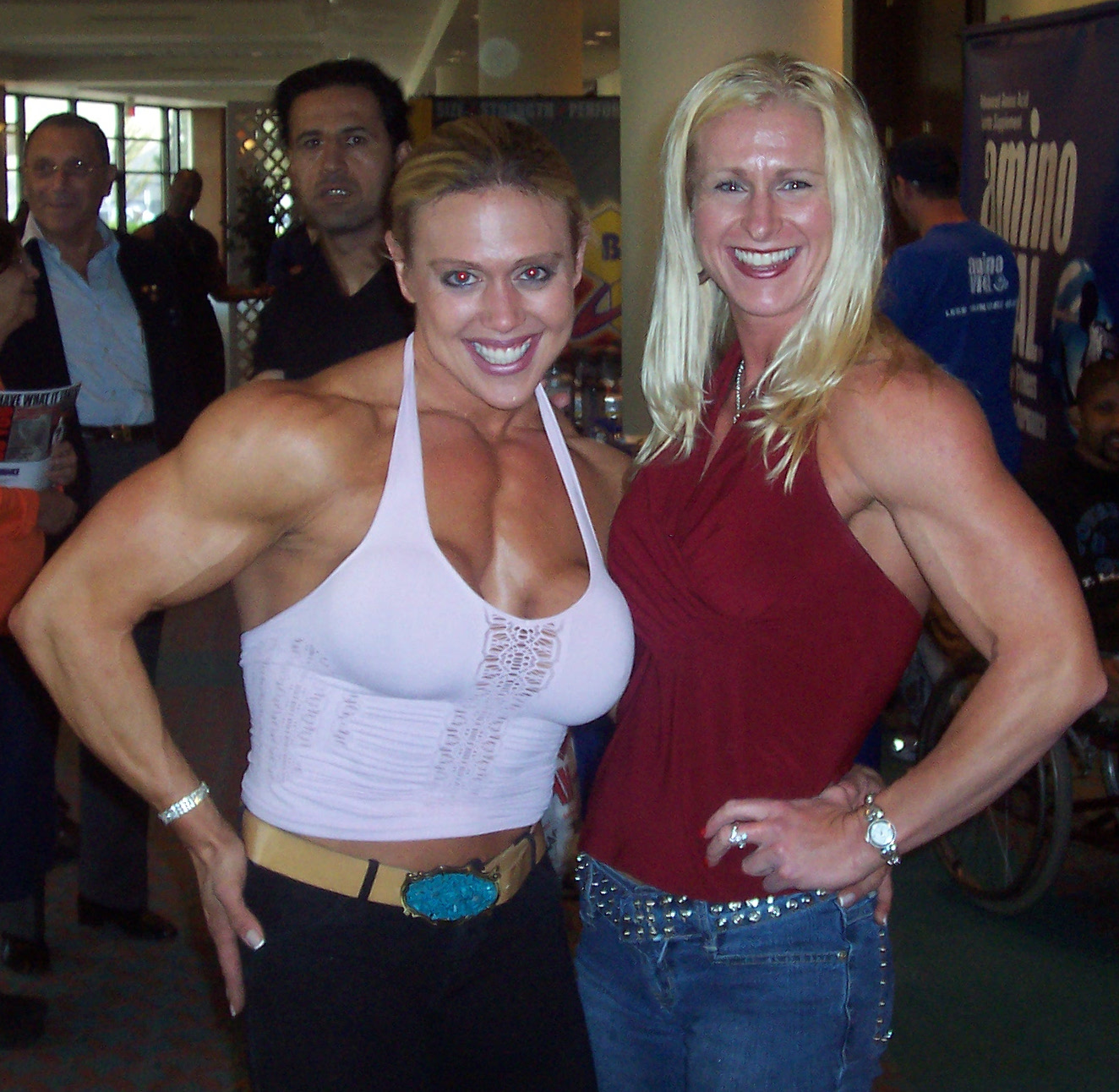 History of female professional bodybuilding - Wikiwand