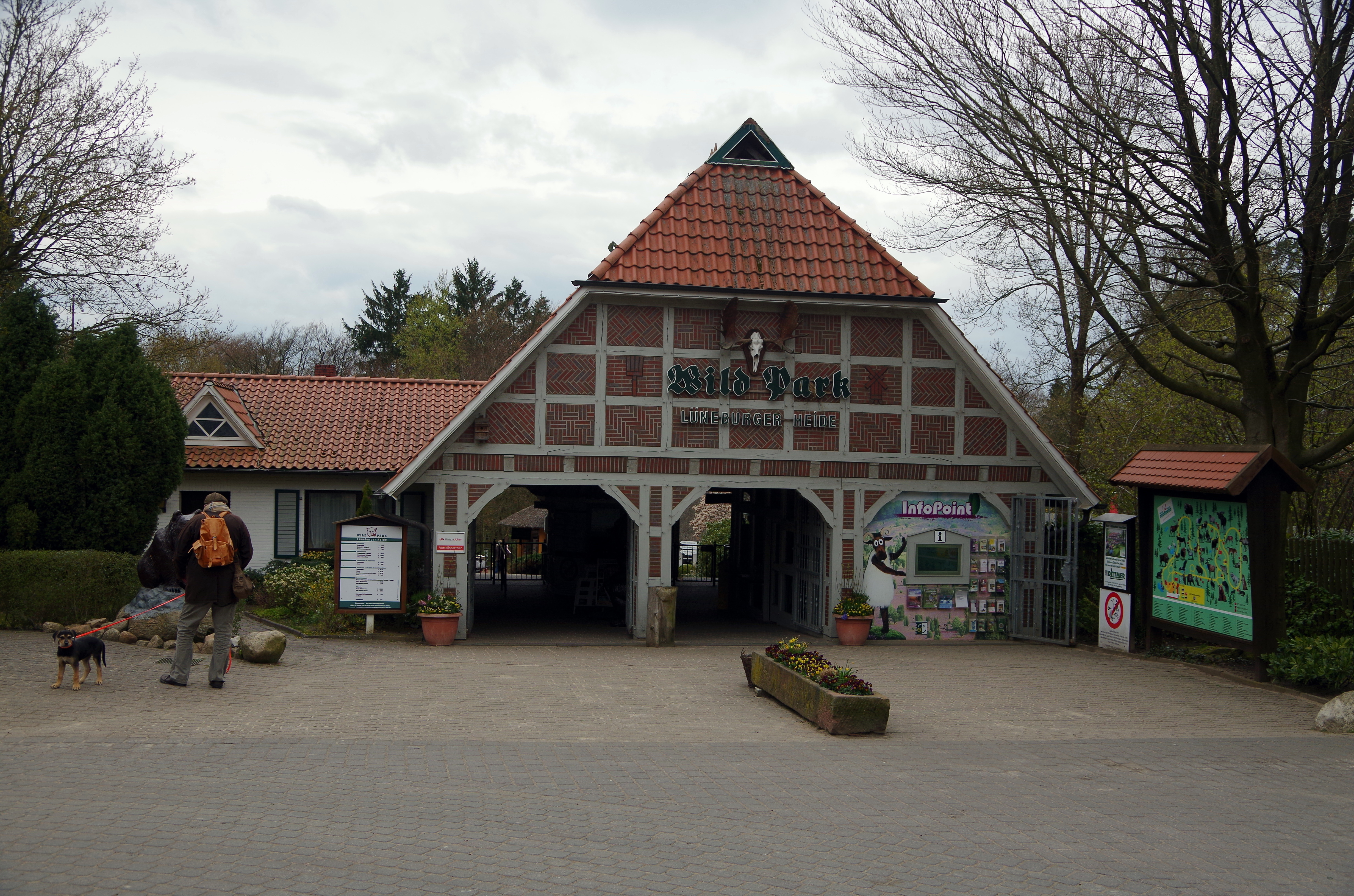 Wildpark Lüneburger Heide Karte.Wildpark Lüneburger Heide Reiseführer Auf Wikivoyage