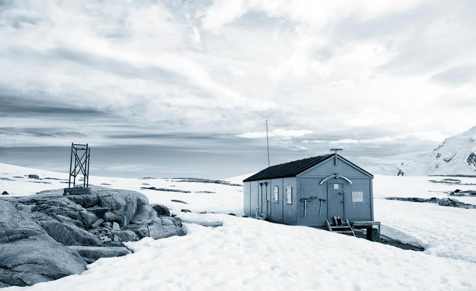 Damoy Hut (1975), Wiencke Island. Photo: *christopher*, CC BY