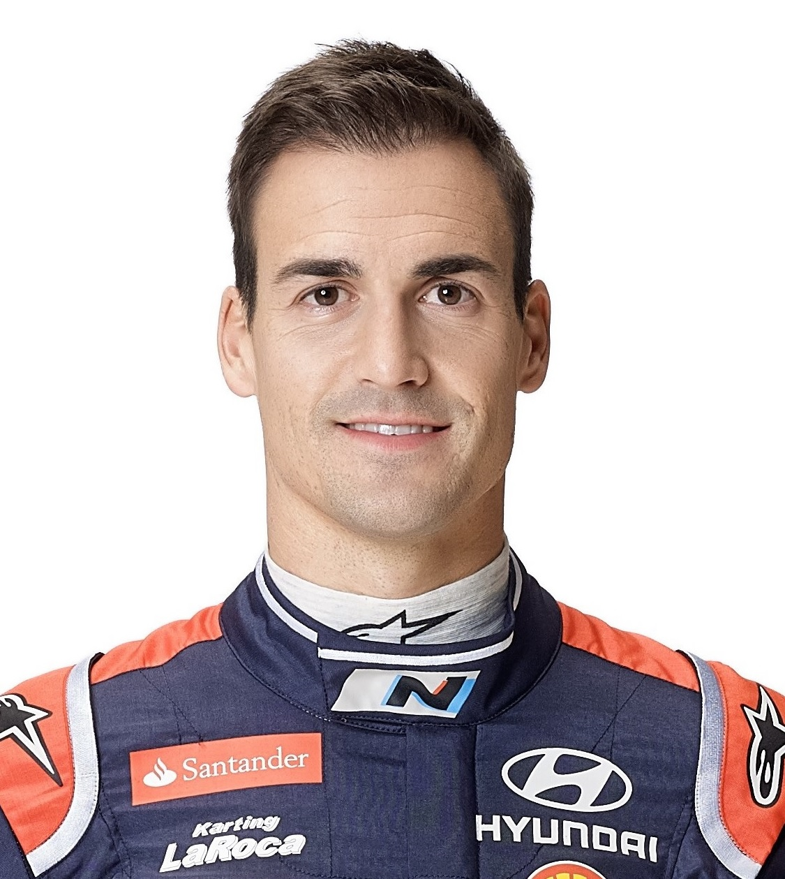 The 35-year old son of father (?) and mother(?) Dani Sordo in 2018 photo. Dani Sordo earned a  million dollar salary - leaving the net worth at 2.5 million in 2018