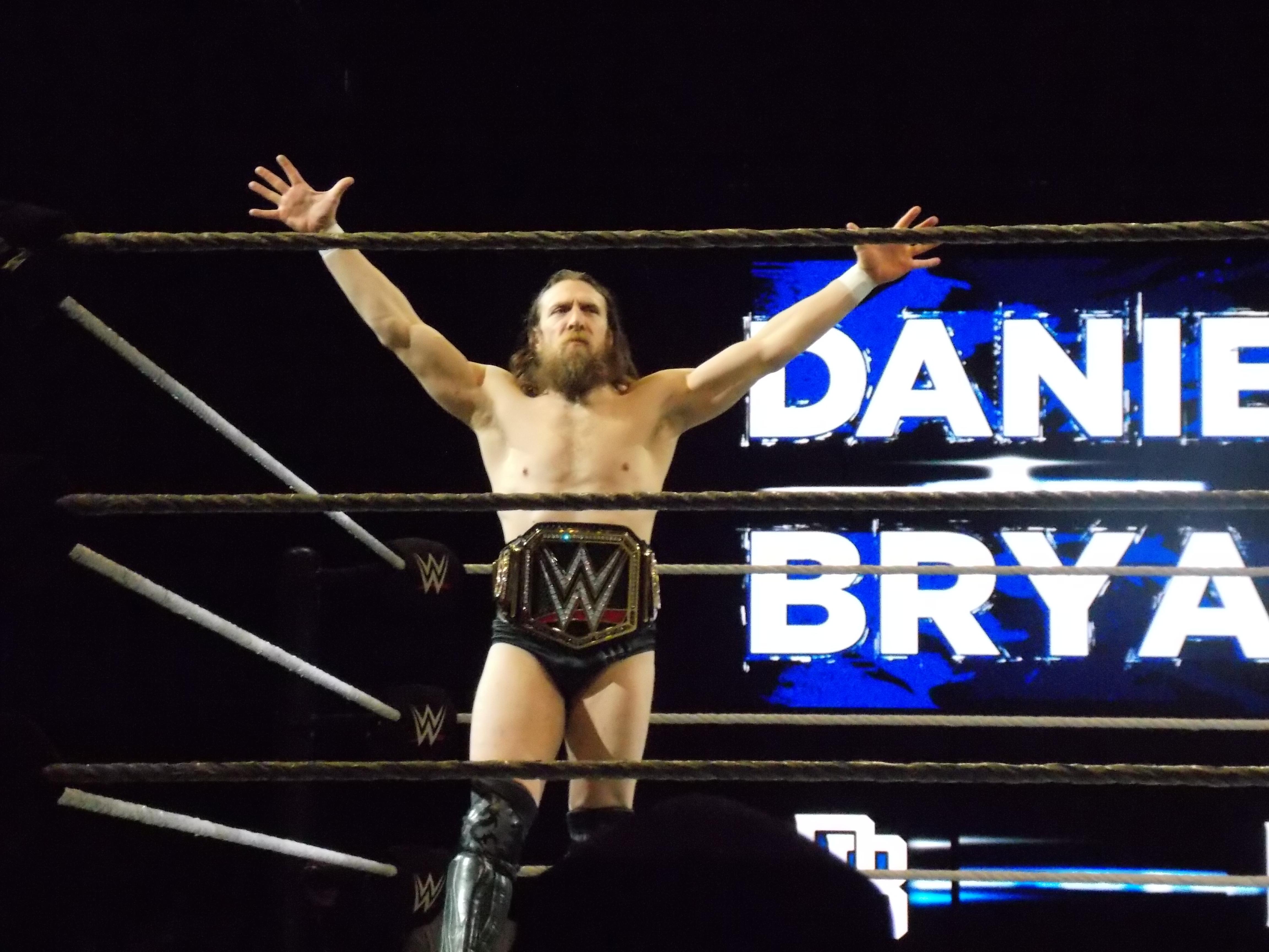 Report: Daniel Bryan Signs Deal With All Elite Wrestling, Debut Tentatively Set 1