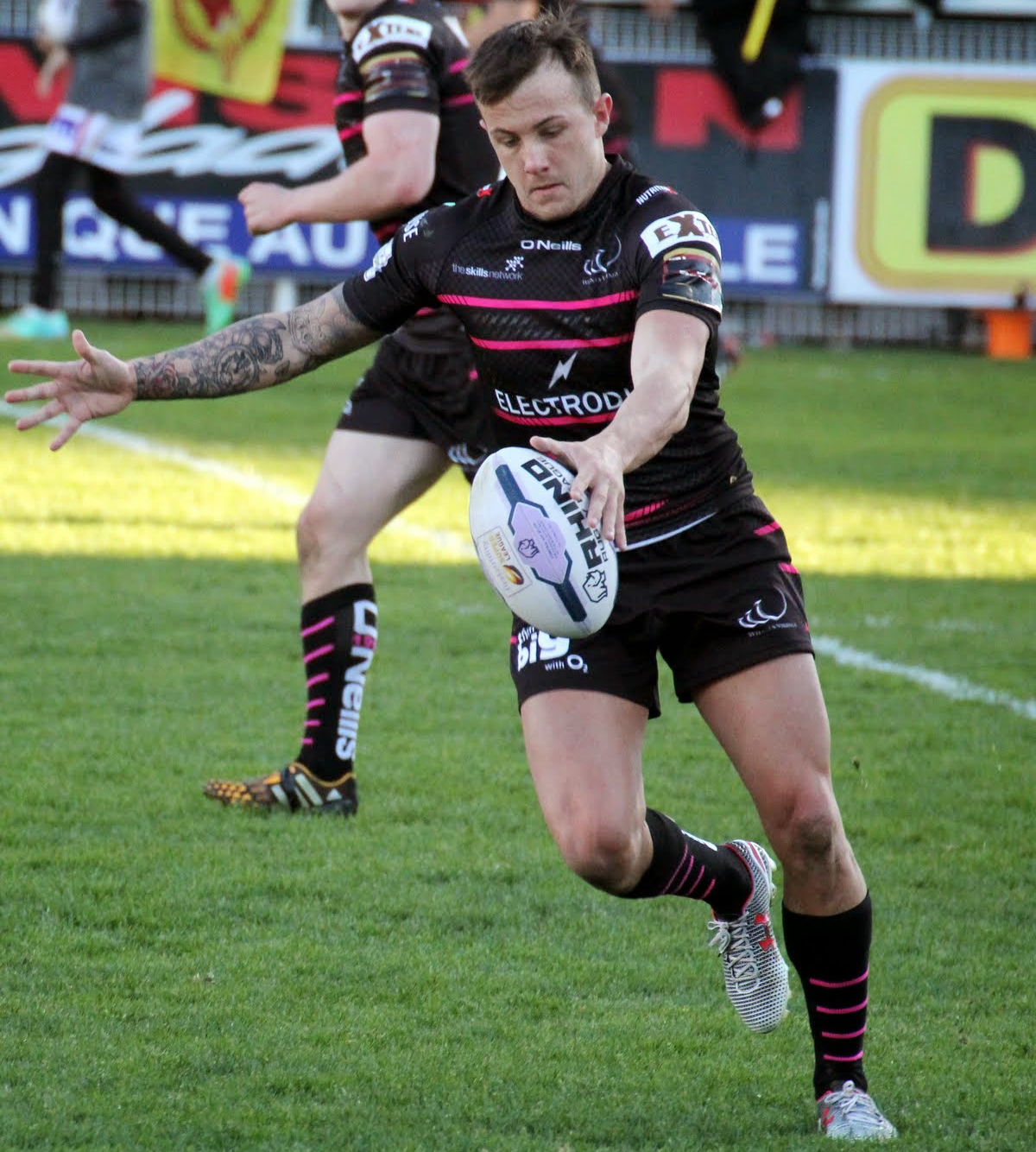 An Nrl Blog Nrl 2012: Danny Craven (rugby League)