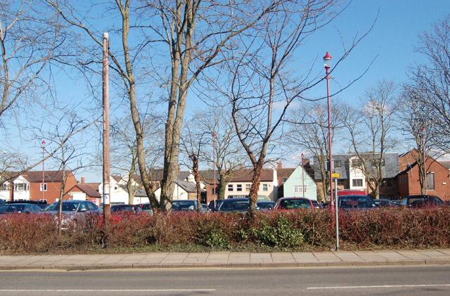 St james street car park