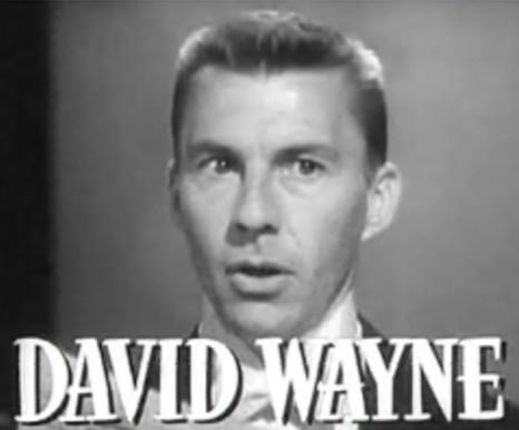 David Wayne - Wikipedia, the free encyclopedia