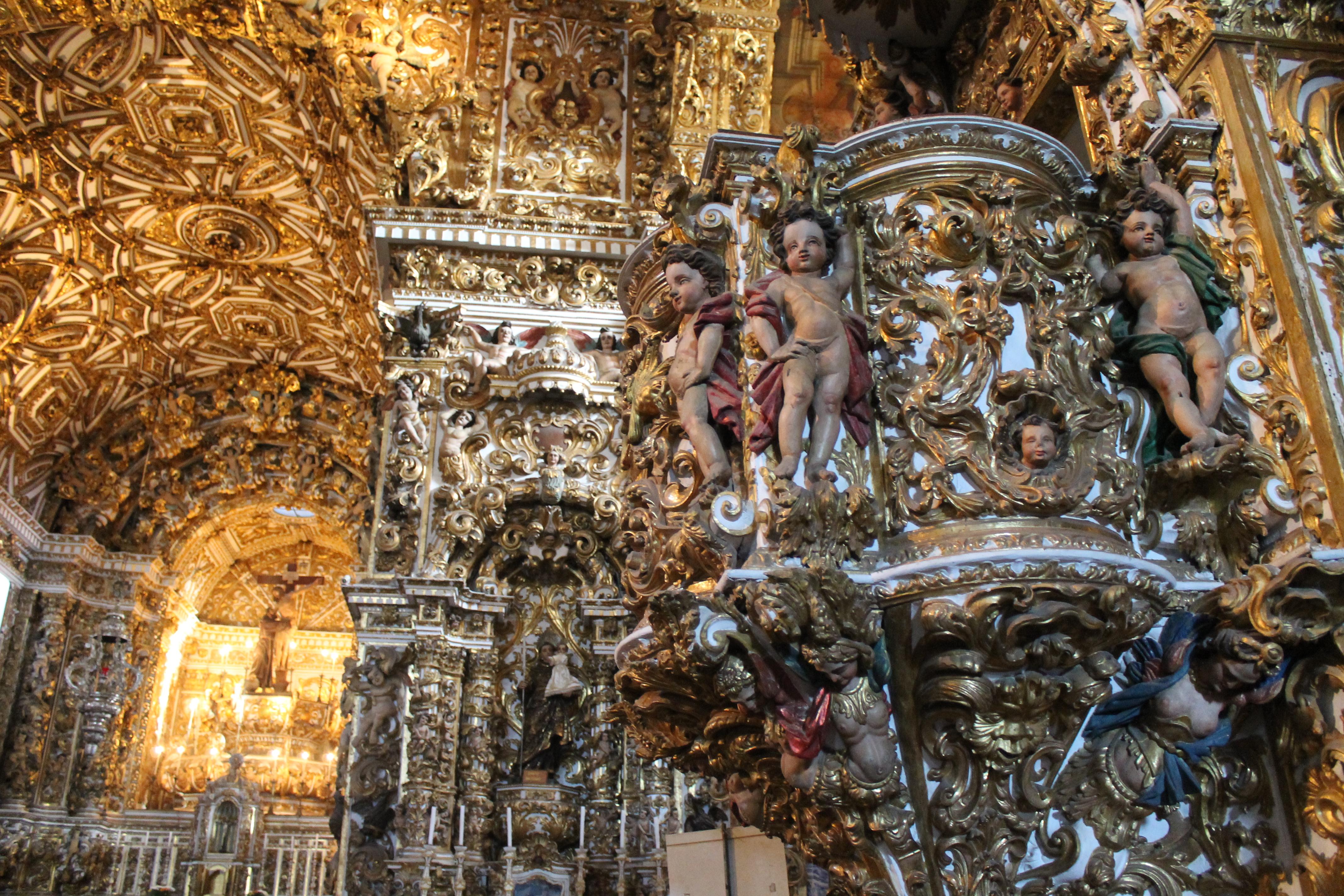 Super File:Detalhe interior Igreja de São Francisco.JPG - Wikimedia Commons FJ73