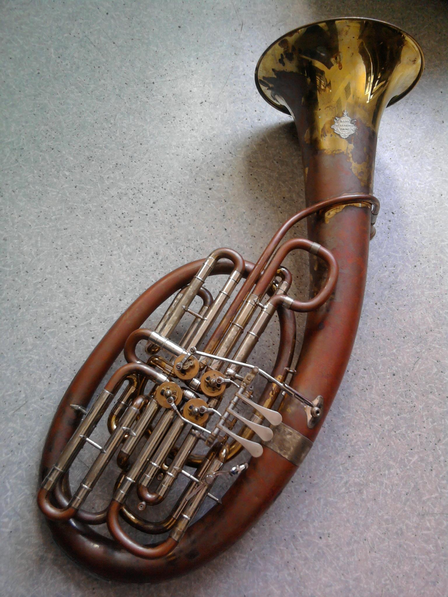 Wagner tube