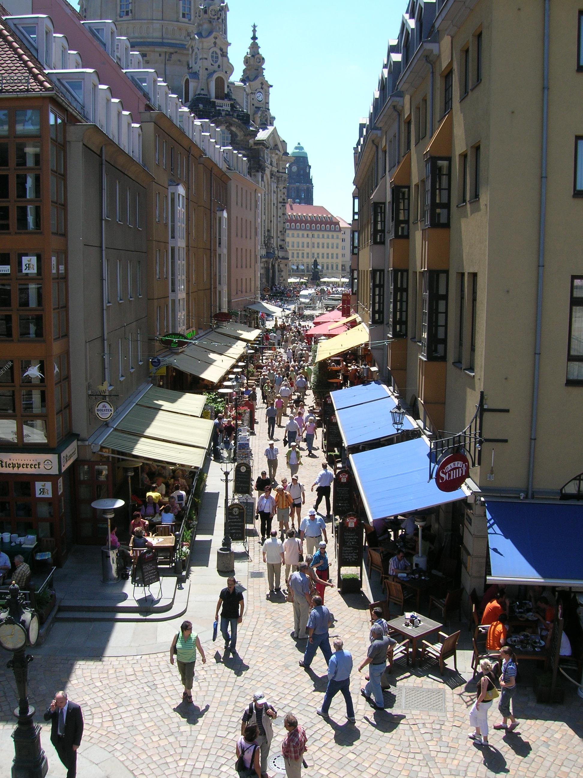 Hotel Steigenberger De Saxe Dresden Germany