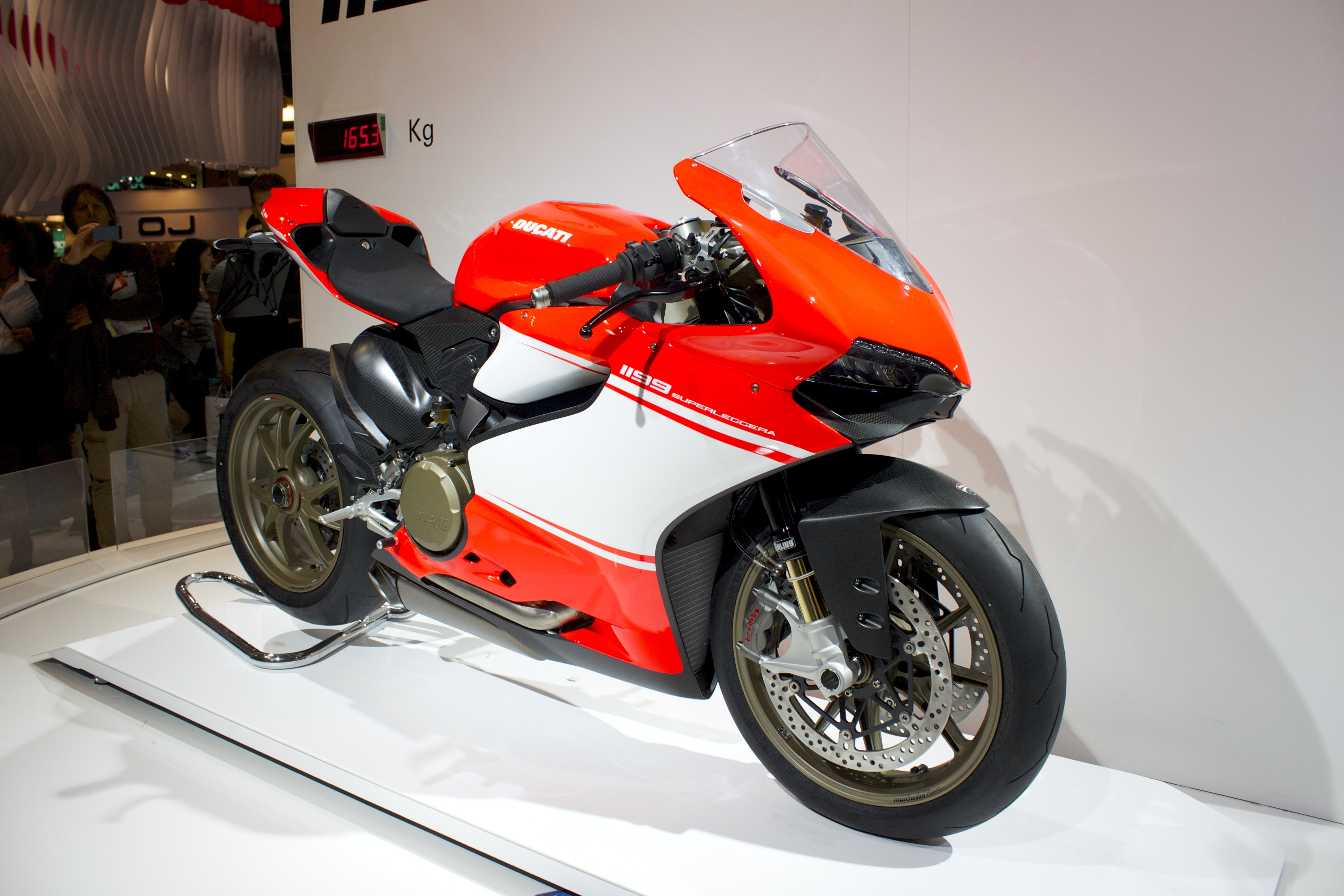 Ducati  Superleggera Pre O