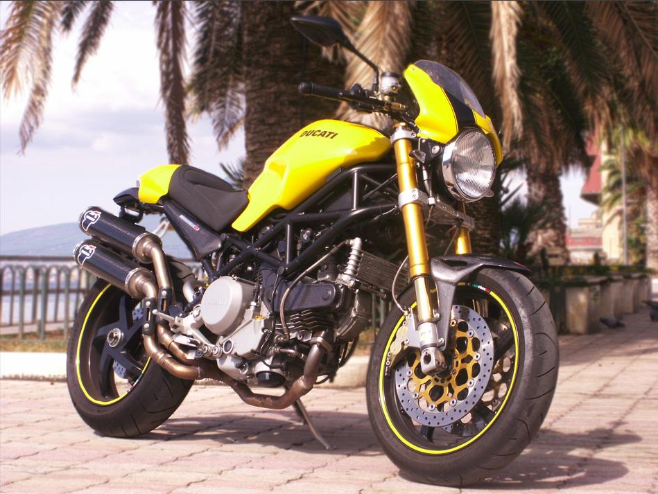 Ducati Monster Led Indicators