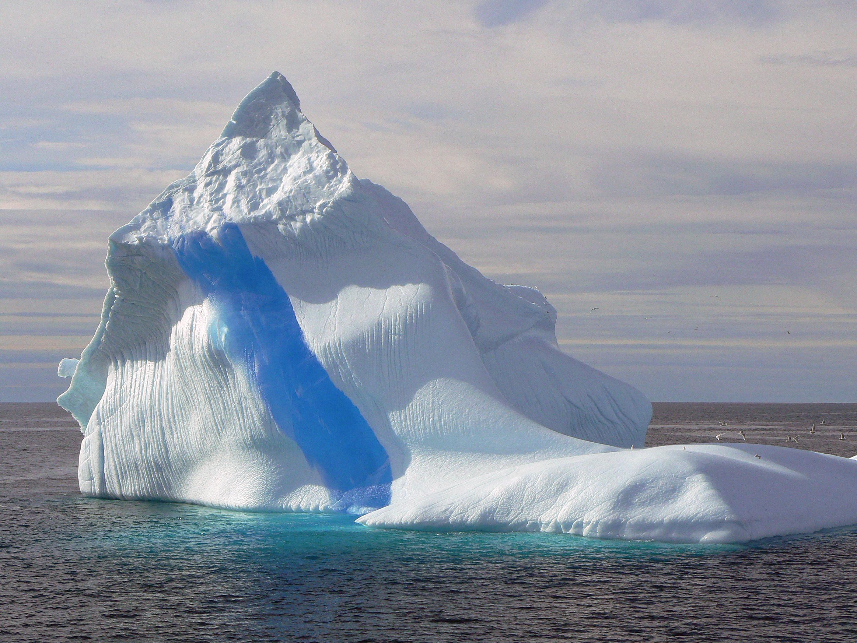 помощью фото высокого разрешения полосатых айсбергов отдыхающих берегу колыванского