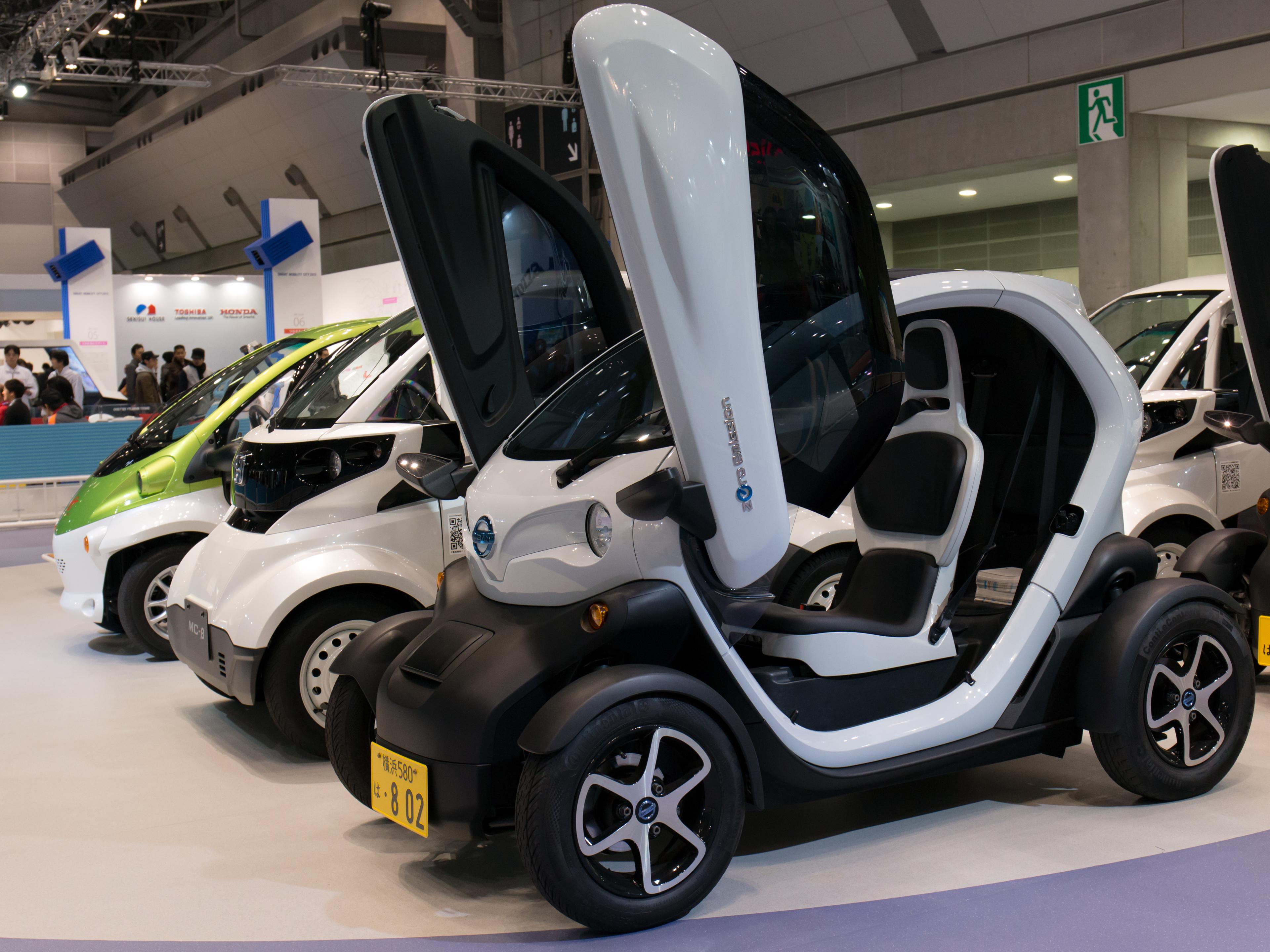 File Electric Microcars 1 2013 Tokyo Motor Show Jpg