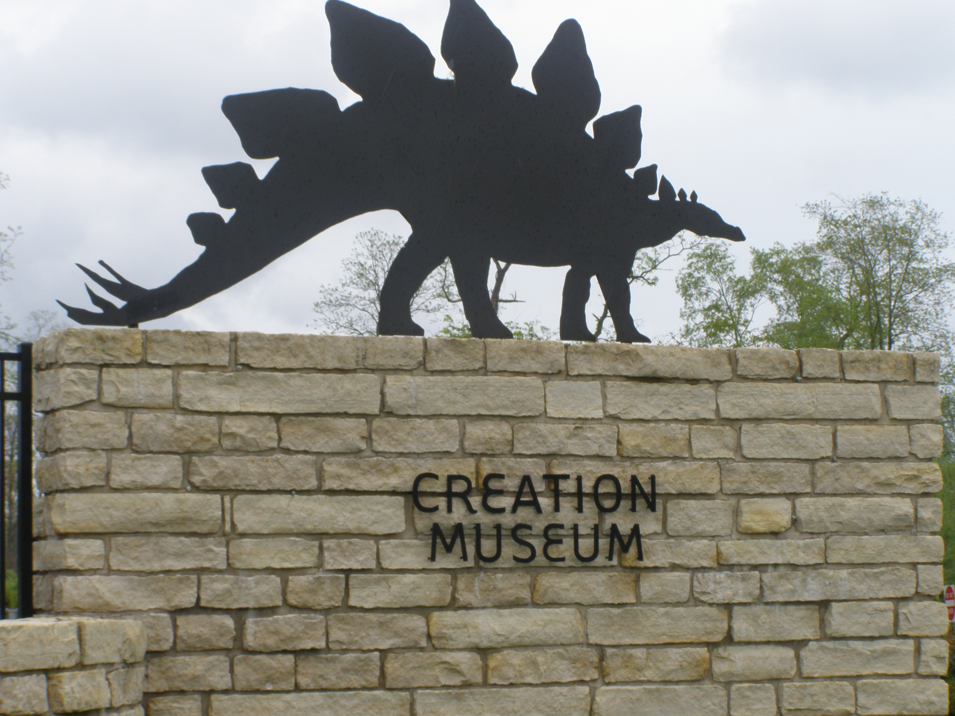 Image result for entrance  creation museum