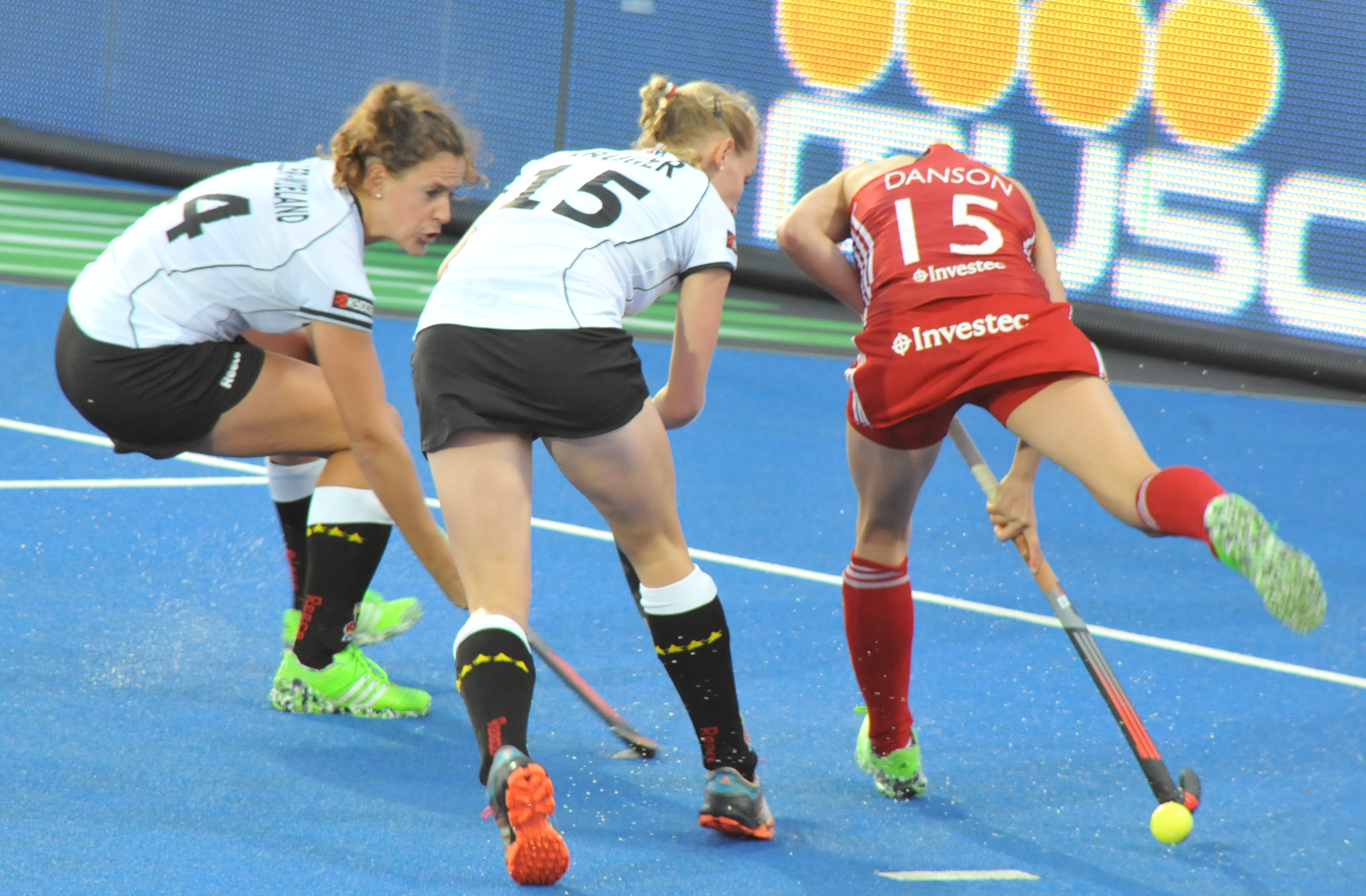 Image result for Great Britain Vs Germany hockey