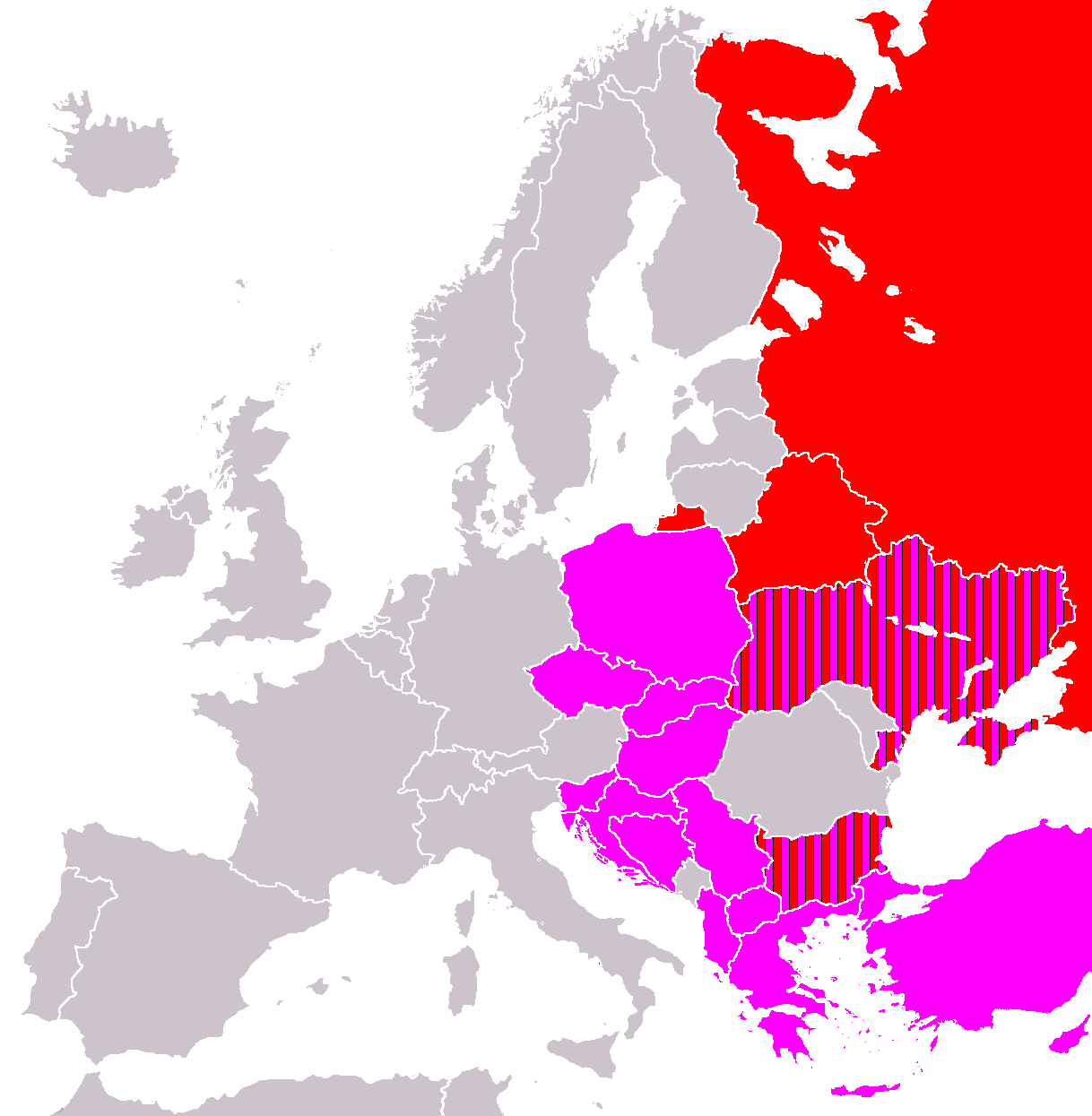 Fil:Europe (UN divisions Eastern, East Central and Southeastern Europe