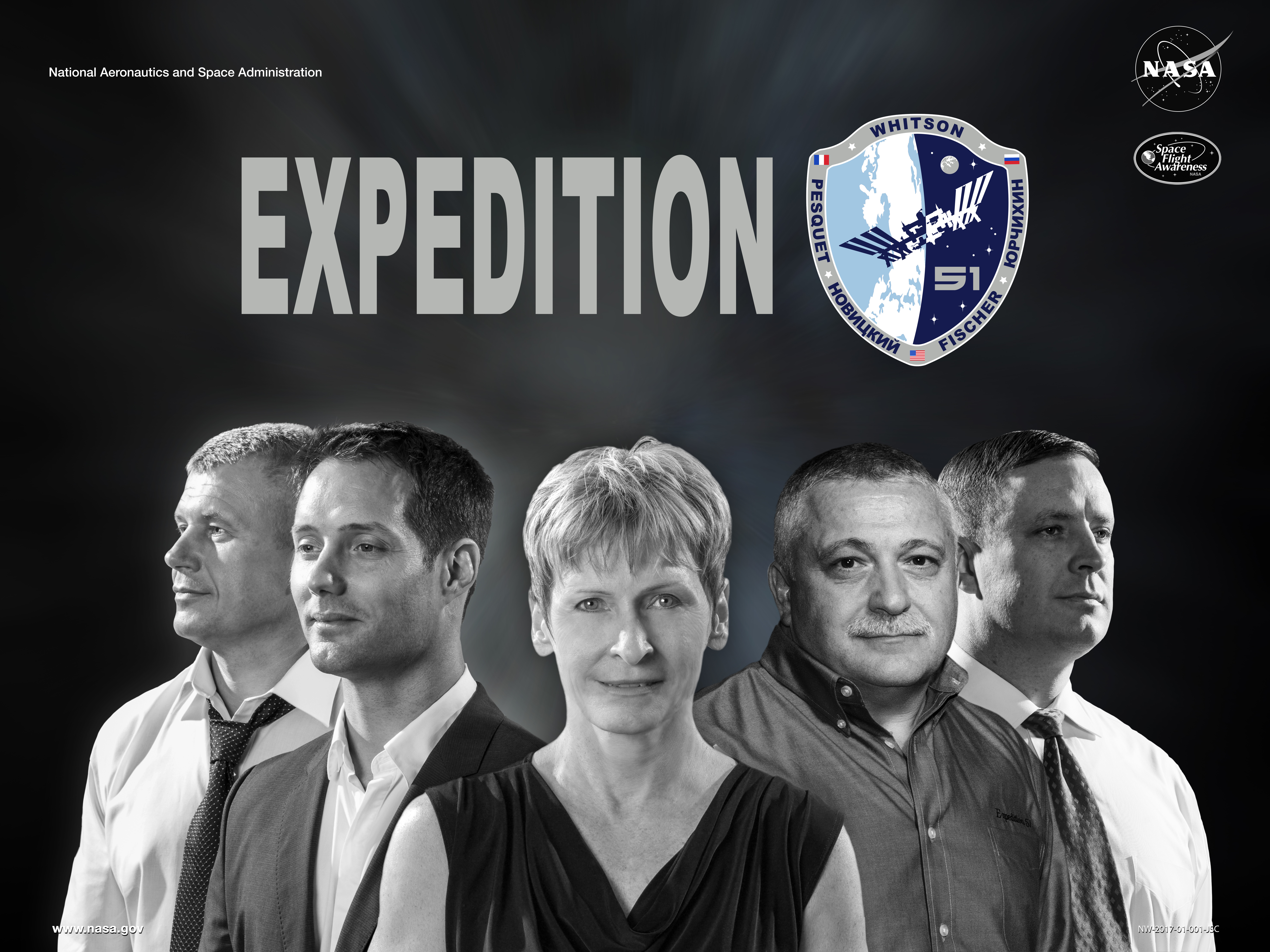 File Expedition 51 crew poster.jpg - Wikimedia Commons 399e4dae59