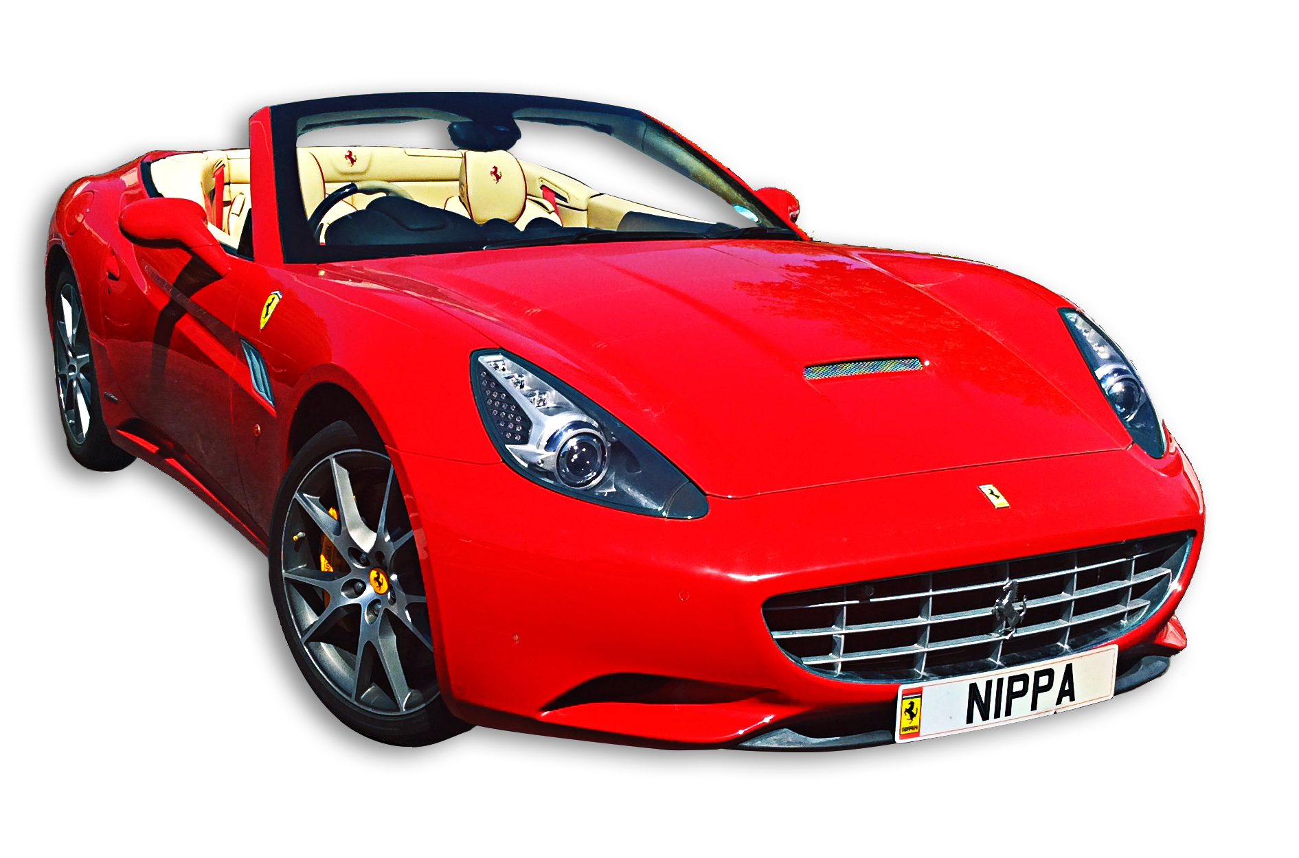 File Ferrari California Red Png Wikimedia Commons