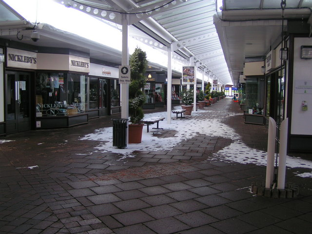 Ebbw Vale Shopping Oputlet Clarks Shoes