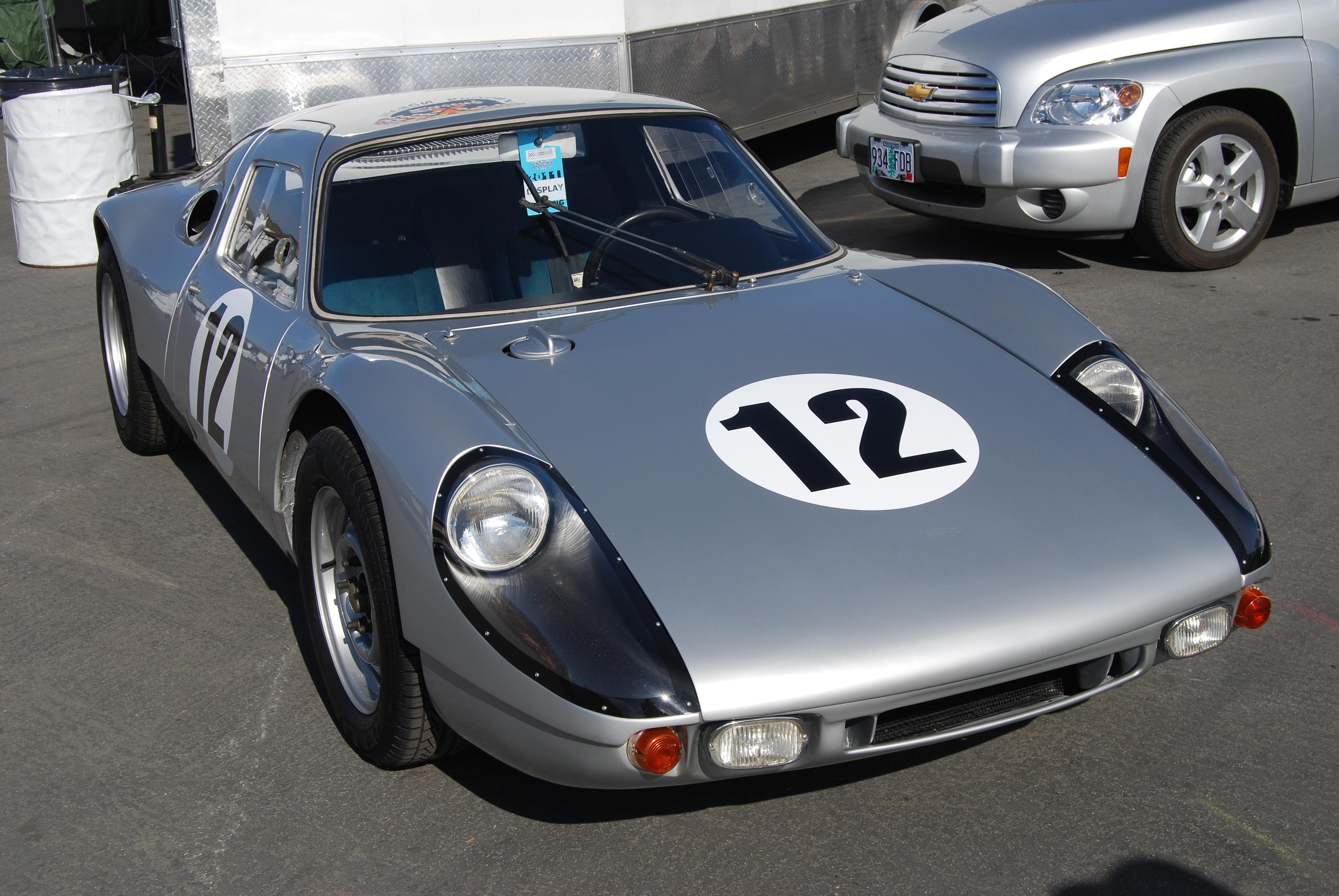 File:Flickr - wbaiv - Silver Porsche 904 ^12 DSC 0118.jpg