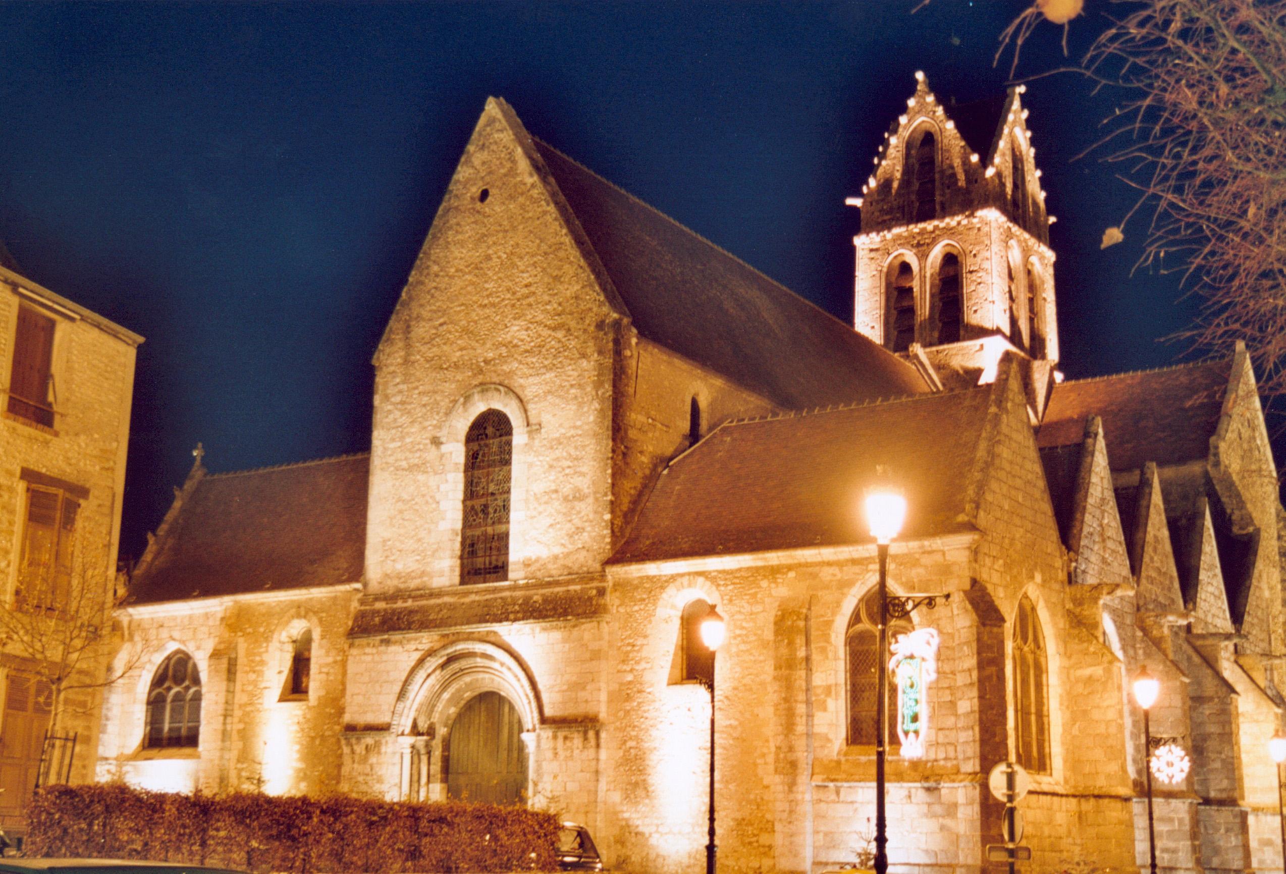 Etampes France  city photo : France Essonne Etampes Eglise Saint Gilles 05 Wikimedia ...