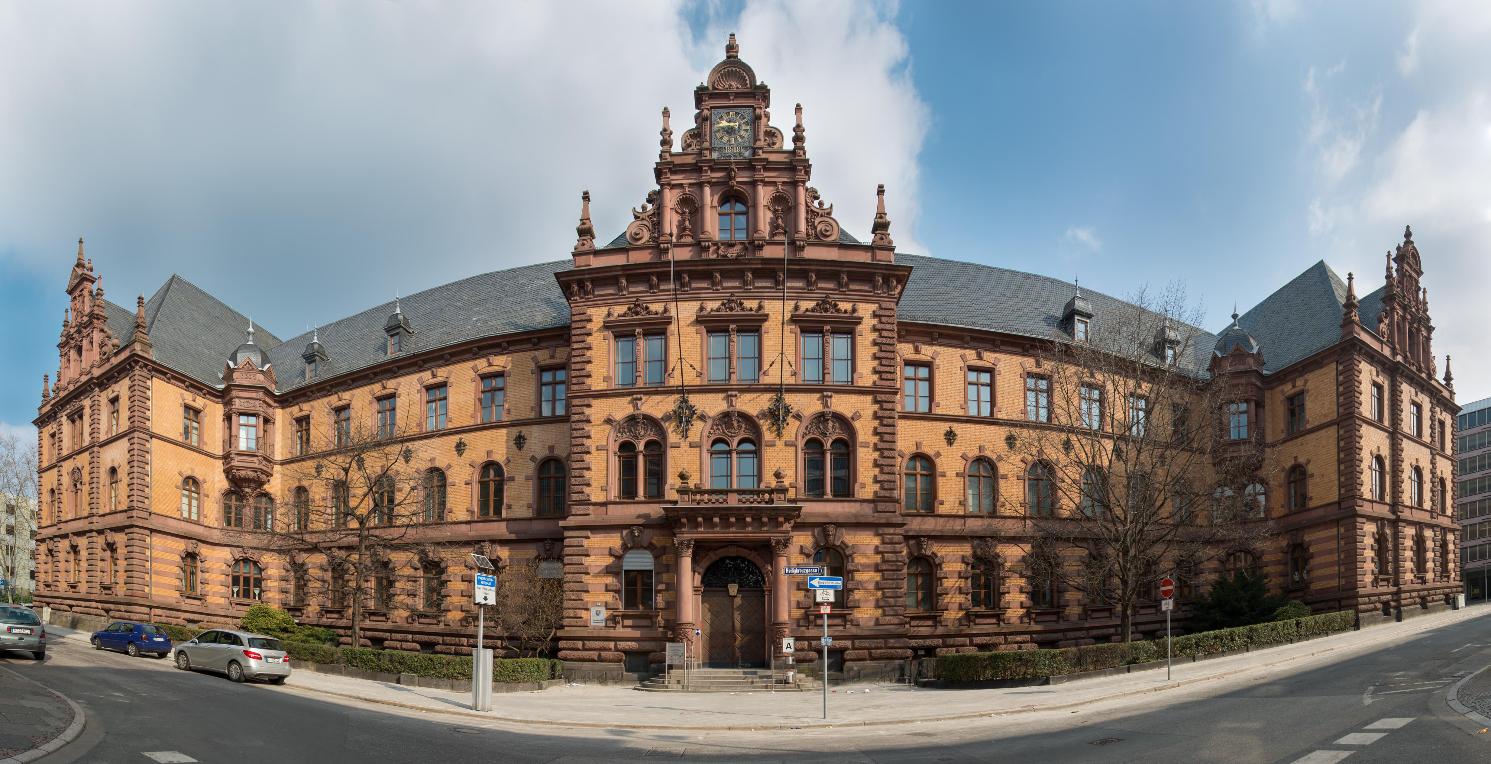 Amtsgericht Oder Landgericht