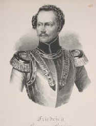 Prince Frederick of Prussia (1794–1863) German general