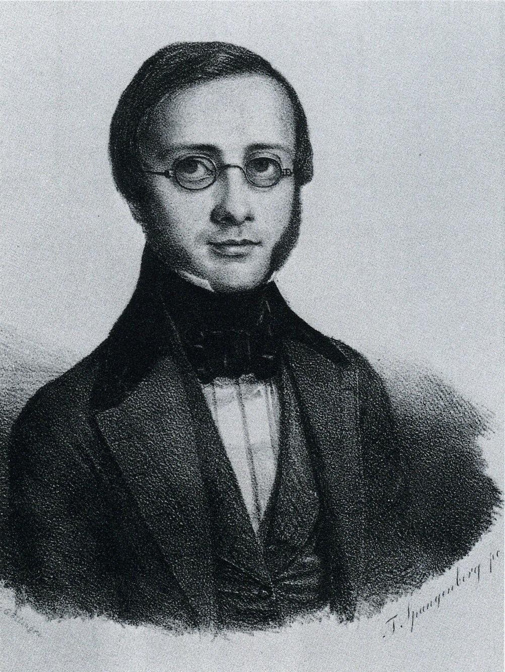 Friedrich Wieseler (1811-1892)