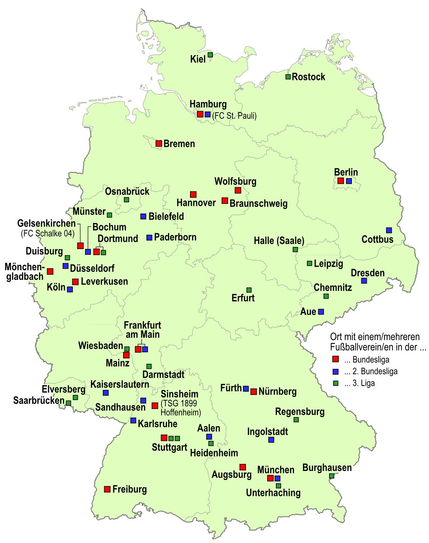 Handball Bundesliga Mannschaften