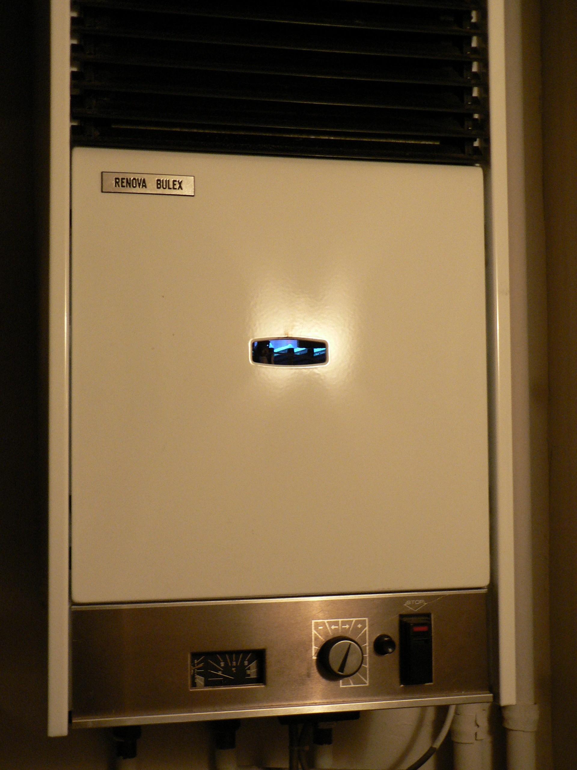 Calentador de agua wikiwand - Calentador de agua de gas ...