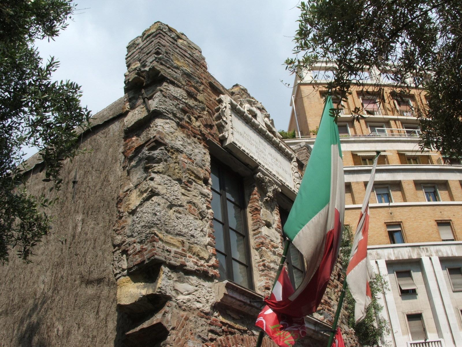 File genova casa di colombo dscf9335 jpg wikimedia commons - Cose di casa genova ...